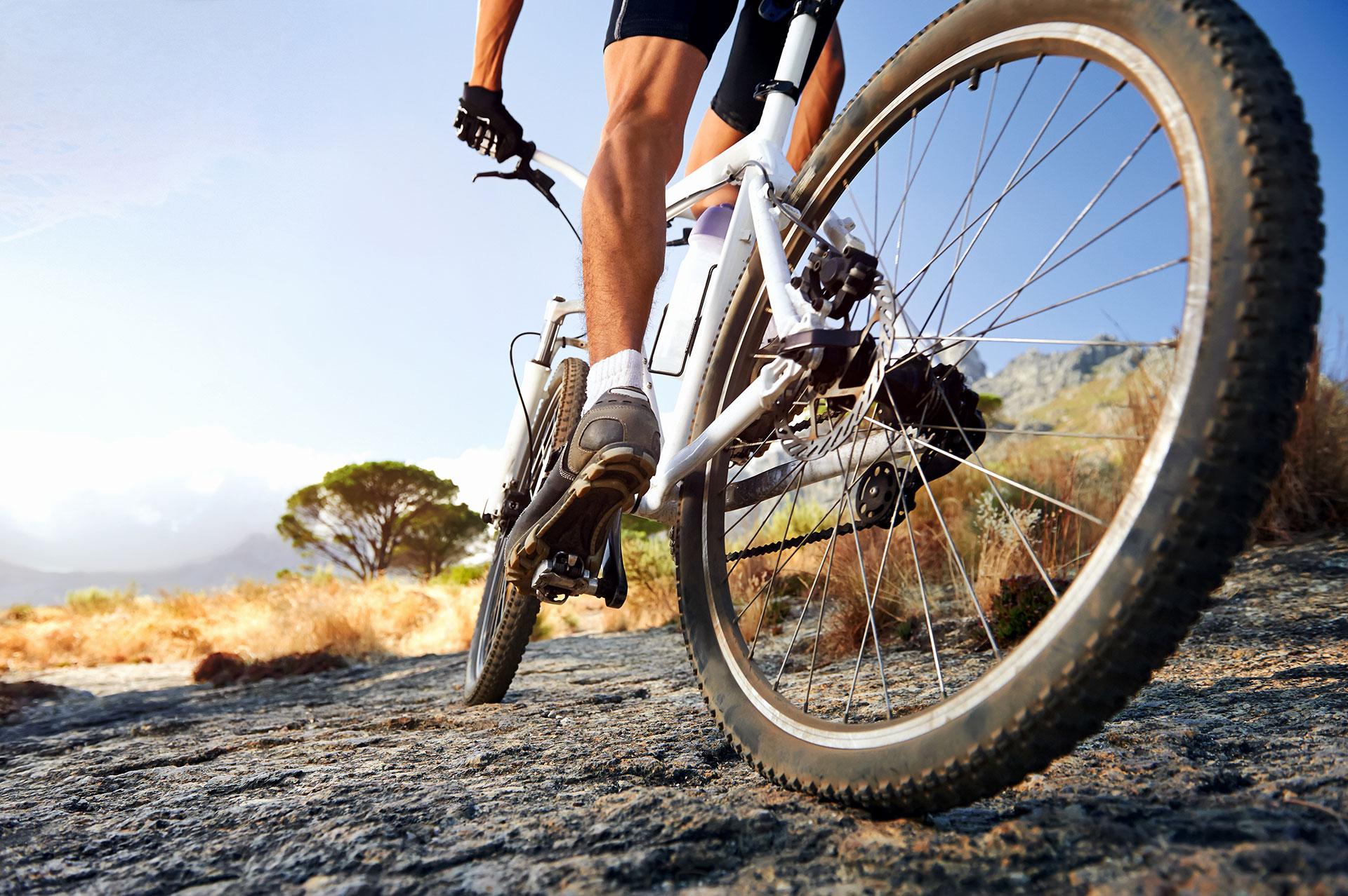Bike Hiking